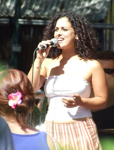 Melissa Western jazz singer